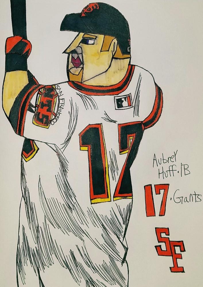 Aubrey Huff par armattock
